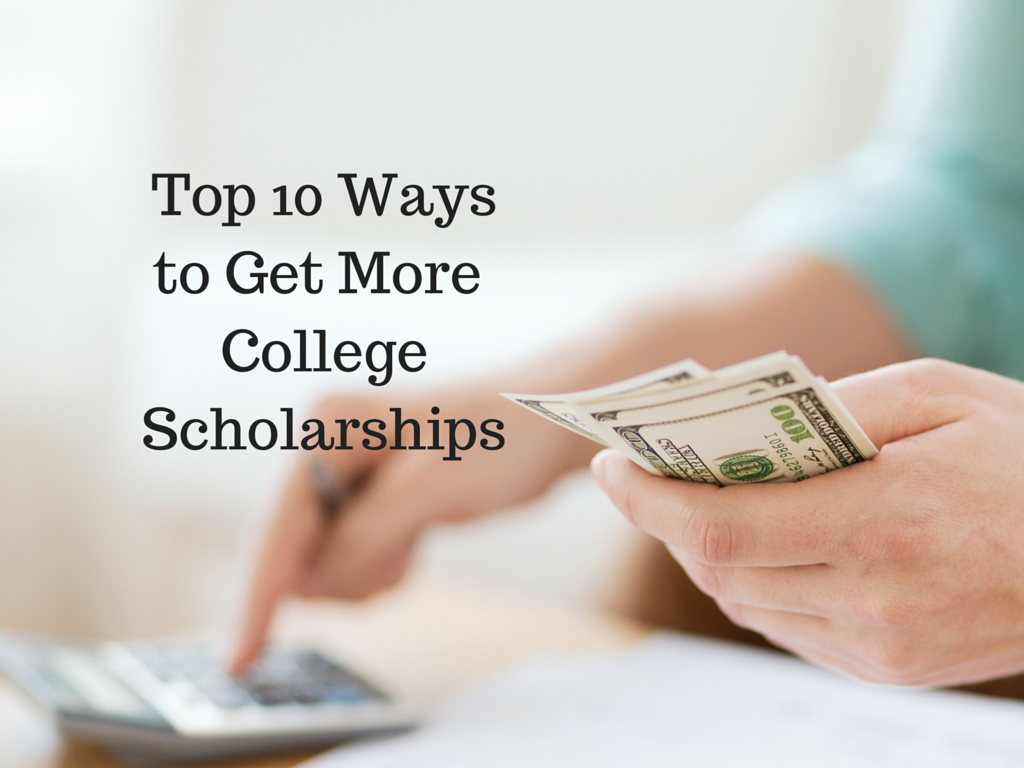 want more college scholarships write great application essays  scholarships ""