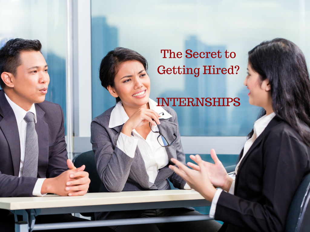 internships matter