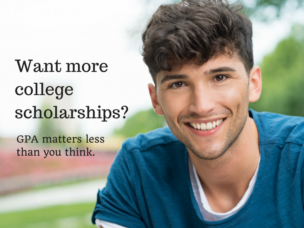 Desperately Need Scholarships!?