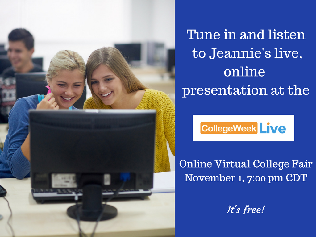 online virtual college fair
