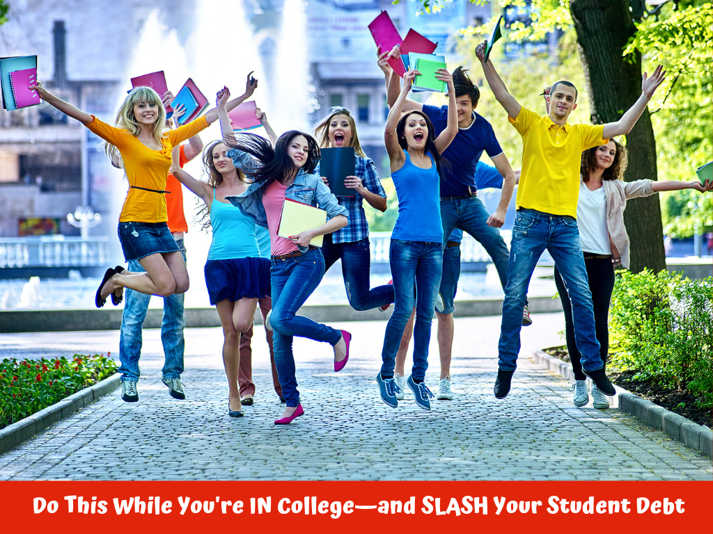 slash your student loan debt