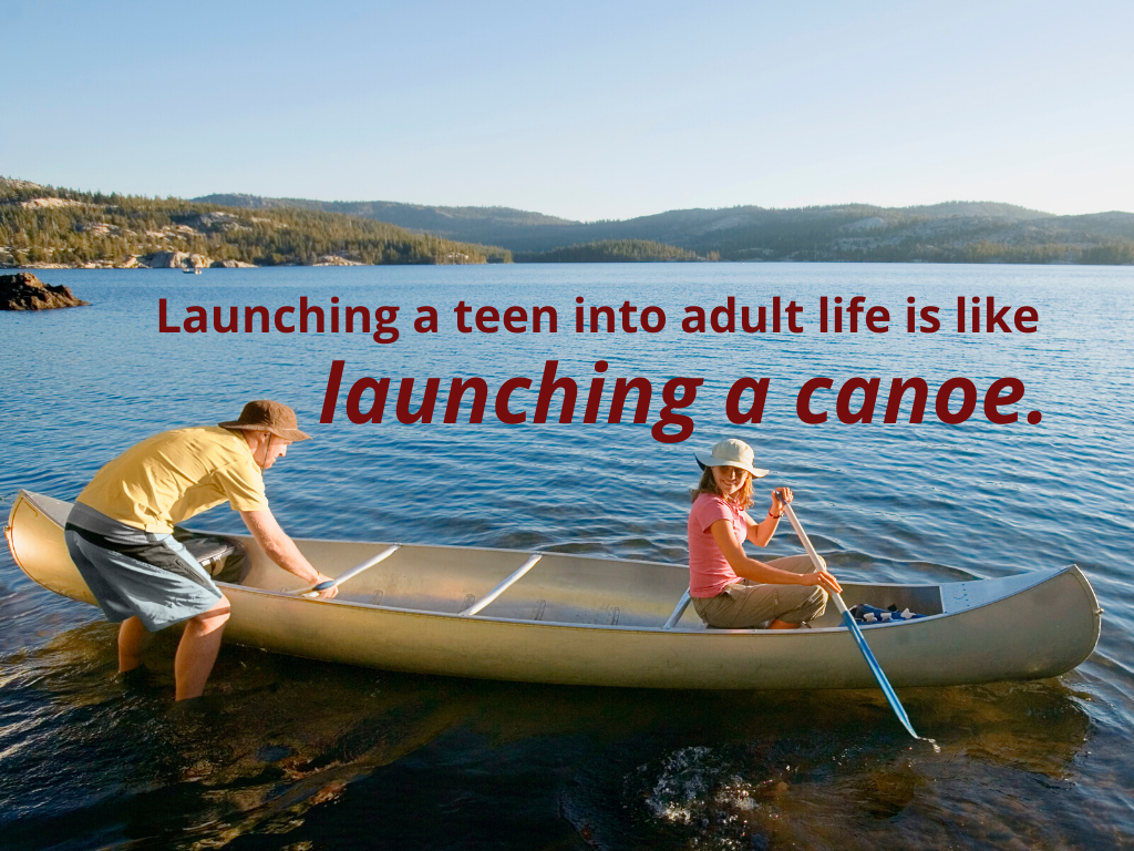 launching a teen