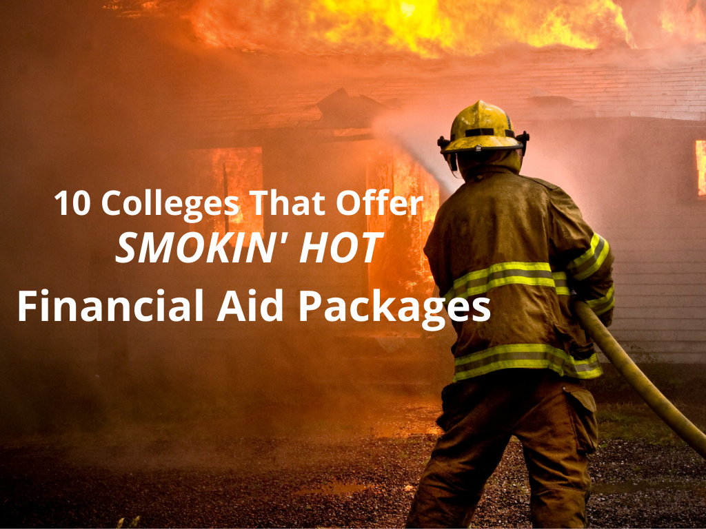 financial aid packages